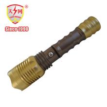 Lampe de poche réglable de faisceau de puissance élevée