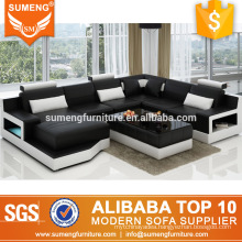 Family friendly black turkish sofa furniture customize sofa