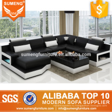 Семейный черный турецкий диван мебель диван настроить
