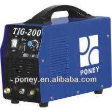 Máquina de soldadura portátil con certificación ISO