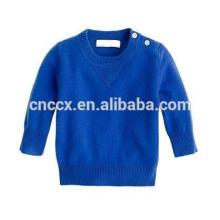 15JW0111B Eco freundliche Baby Cashmere-Pullover