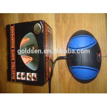 Melhor vendendo 45w Power Mini tesoura Blade Grinder máquina portátil elétrica facas de bolso Sharpener