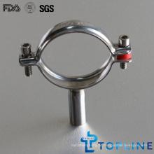 Aço Inoxidável Sanitary Pipe Clip