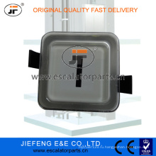 JFOtis BS34C Этаж 1 2 3 4 5 Кнопка лифта (белая)