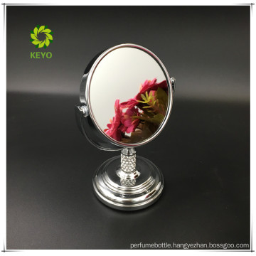 2017 hot new products double sided cosmetic table makeup mirror