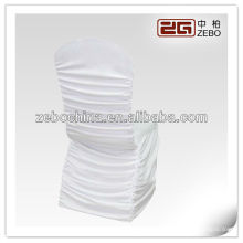 Hot sale direct factory made different colors available custom spandex banquet chair covers wholesale