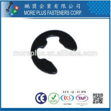Fabriqué à Taiwan Ring Snap Externe E retenant E Ring
