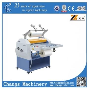 Machine de plastification manuelle double face K-900b