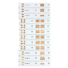 Placa de circuito automotivo de Alumium do grafeno da lâmpada 8.0W