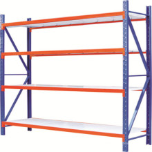 Light Duty Warehouse Stand Safety Storage Pallet Rack Equipment