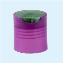 Kunststoffkappe für Flasche