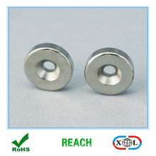 round countersunk strong magnetic catch