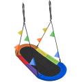 GIBBON High Quality Product Playground equipment climbing rope tree swing