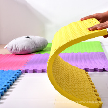Nontoxico kids play mats espuma eva estera tatami  Polyester de la EVA FOAM FLOOR MAT waterproof eva foam mat