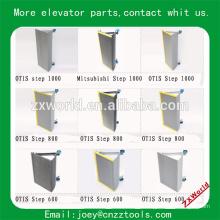 Schindler escalator pièces 800MM étape Thyssen 1000mm Largeur Escalator Step