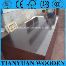 Waterproof Shuttering Black/Brown Film Faced Plywood with Logo for Construction