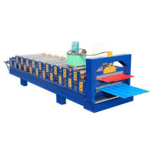 Double Layers Roll Forming Machine For Roof And Wall