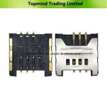 Pièces de téléphone portable pour LG E430 Optimus L3 II Lecteur de carte SIM Contact
