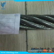 Accrochage à la pêche fil leader Application et certification ISO Cordage en fil de nylon Choix du fournisseur