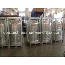 Large Production Dewar Cryogenic Liquid Oxygen Cylinders