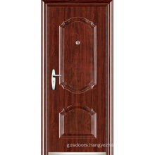 Made in China Steel Doors (WX-S-138)