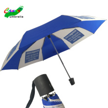 promotional automatic super flat folding umbrella for travel