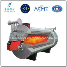 Horizontal Oil Burning Thermal Oil Boiler