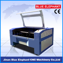 High precision homemade plastic board cnc laser machine for cutting