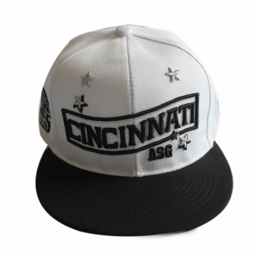 High Density 3D Thickness Raised Embroidery Snapback Cap