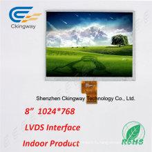 Промышленная система управления Сенсорная панель оптовых продаж Высокое качество RoHS LCM TFT LCD