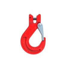 G80 clevis sling hook cast hook lifting sling hook