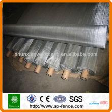 Fabricación de malla de alambre de acero inoxidable