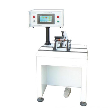 DC Motor Dynamic Armature Balancing Machine with Belt Drive
