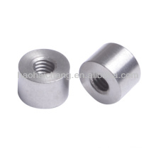 Tuerca OEM de seguridad de acero chapado en zinc