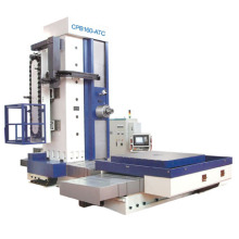CNC planer type horizontal boring and milling machine