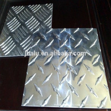 Bright Mirror Surface 3 Bar Aluminium Checker Plate from China gongyi