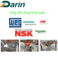 Stainless Steel Dry Dog Food Pellet Membuat Mesin