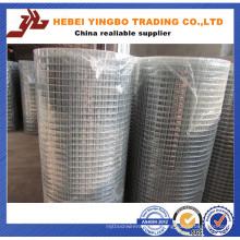 Malla de alambre soldada con recubrimiento de PVC (ISO9001)