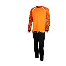 temporada otoño nuevo diseño para hombre mangas largas deportes jersey con partido de fútbol