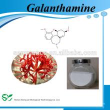 98% de polvo de bromhidrato de galantamina (HPLC)