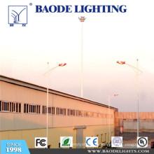 Luz de calle solar de la turbina de viento de 7m poste 80W LED (BDTYN780-w)