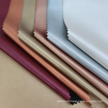 Super Elastic  Contractive PU leather