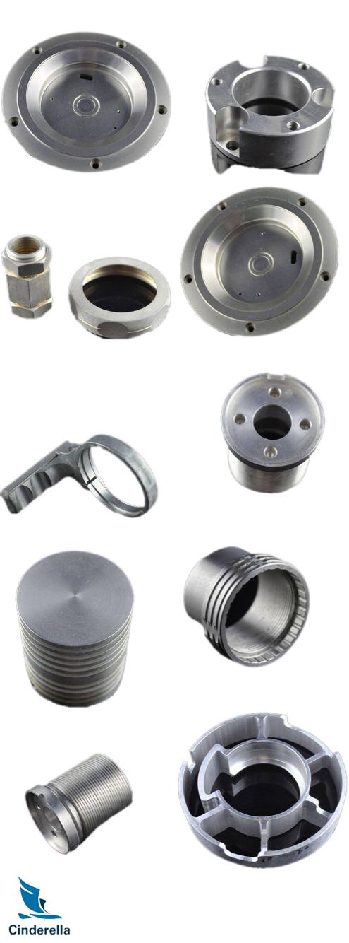 Anodized Aluminum Automotive Parts : Cnc machining black anodizing aluminum car parts china