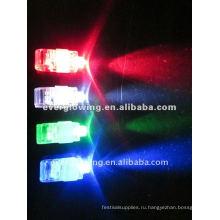 Яркий Лазерный Светодиод Палец Кольцо
