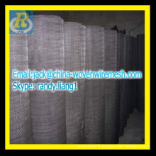 black wire cloth filter/window screen