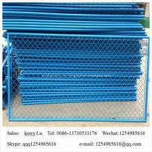 Kettenglied-Zaunplatten