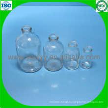 Фармацевтическая формованная стеклянная бутылка