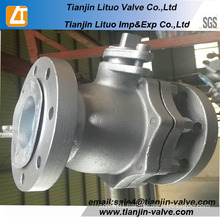 Lituo Competitive Price High Pressure 4 Inch Ball Valve Price