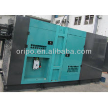 Standby power 500kva soundproof diesel genset available