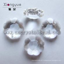 a máquina da forma de flor cortada do grânulo de cristal para fazer jóias